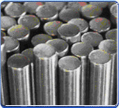 Hot Rolled and Cold Drawn Steel Bars